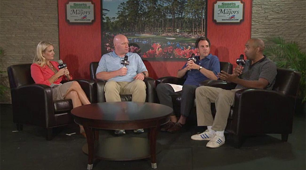 SI at the Majors Roundtable: Tiger, Rory, Phil struggle on Thursday at Augusta