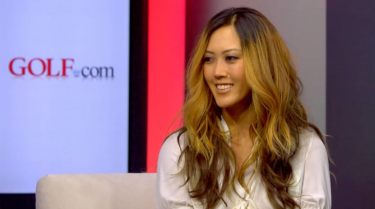 Golf.com Exclusive: An Interview with Women's Open Champ Michelle Wie