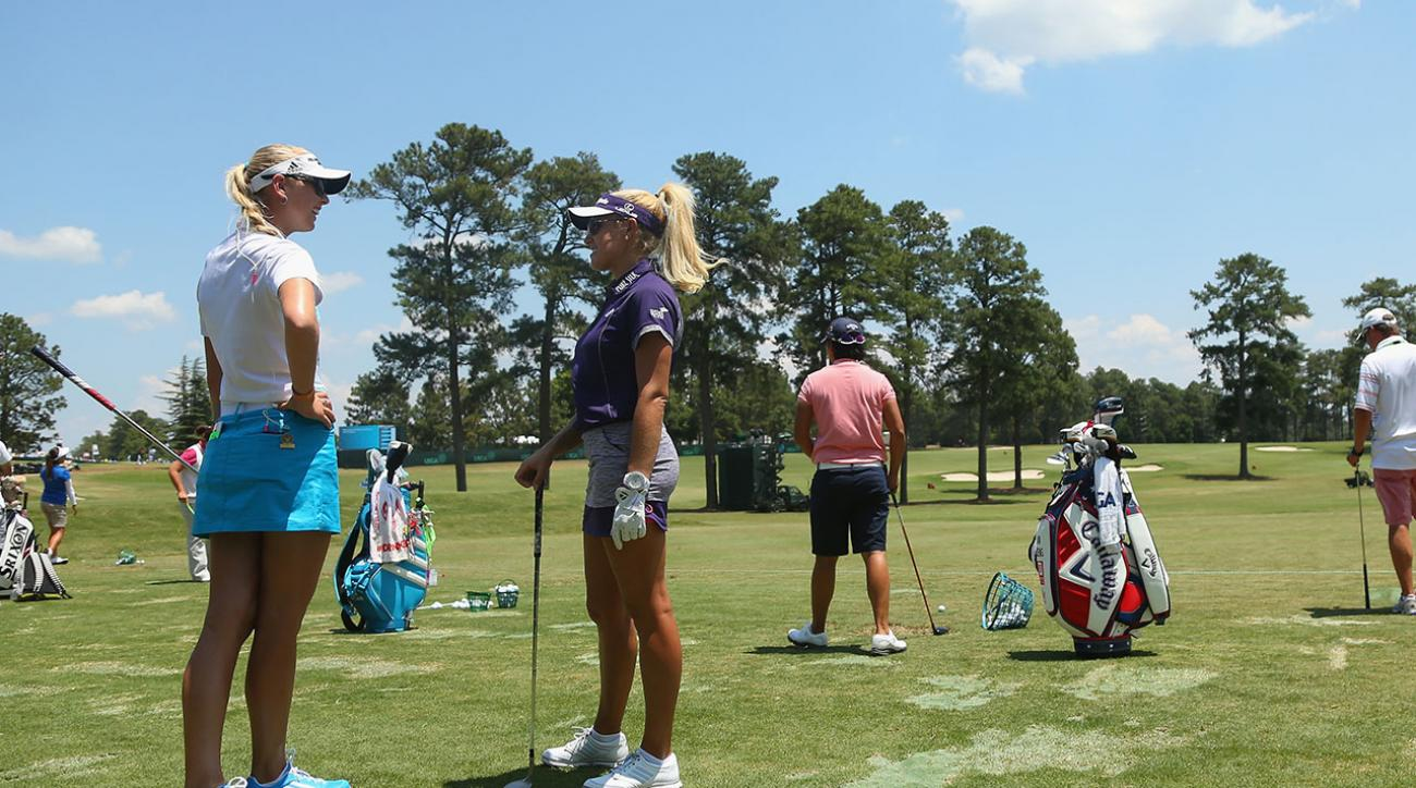The Women Take Over Pinehurst No. 2