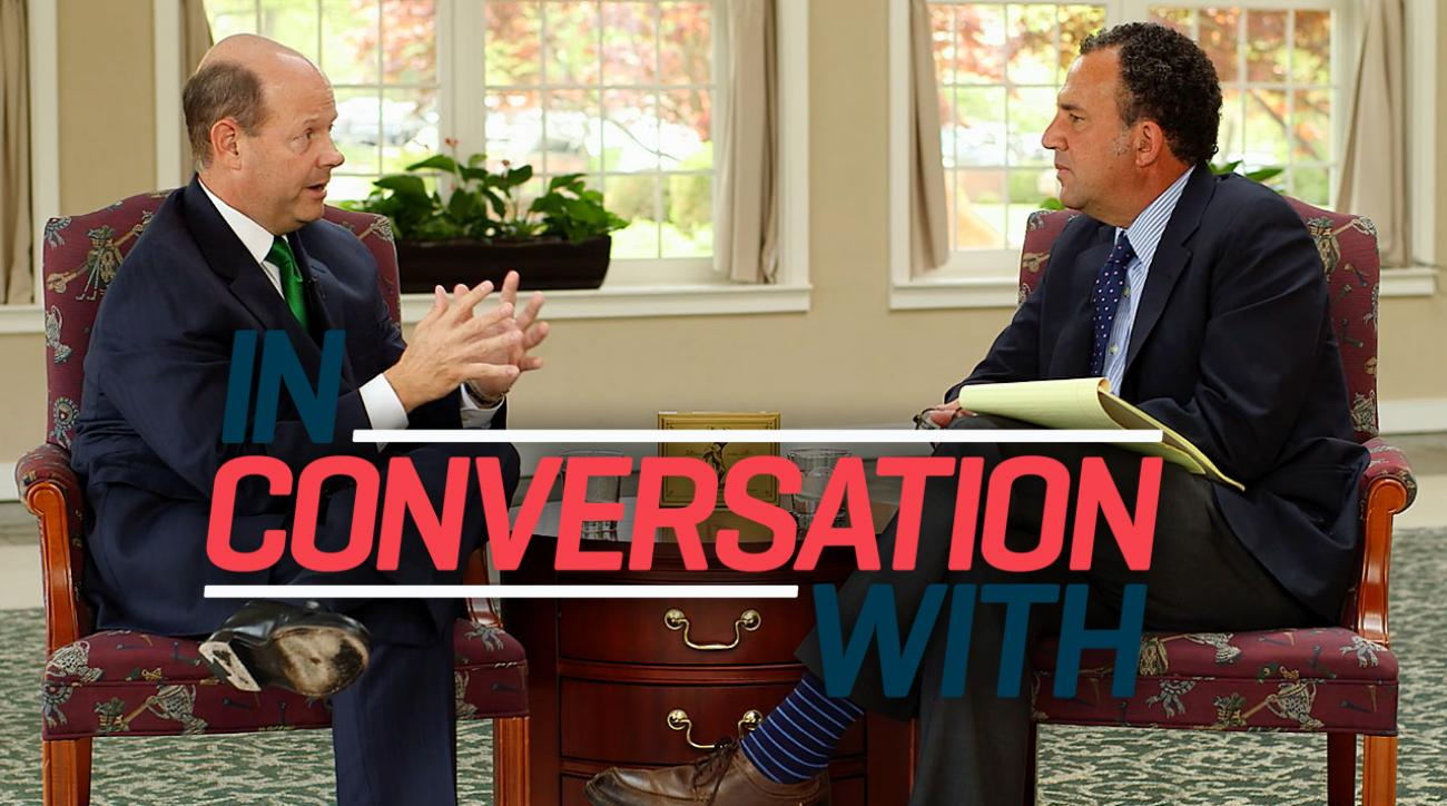 In Conversation With: USGA Executive Director Mike Davis