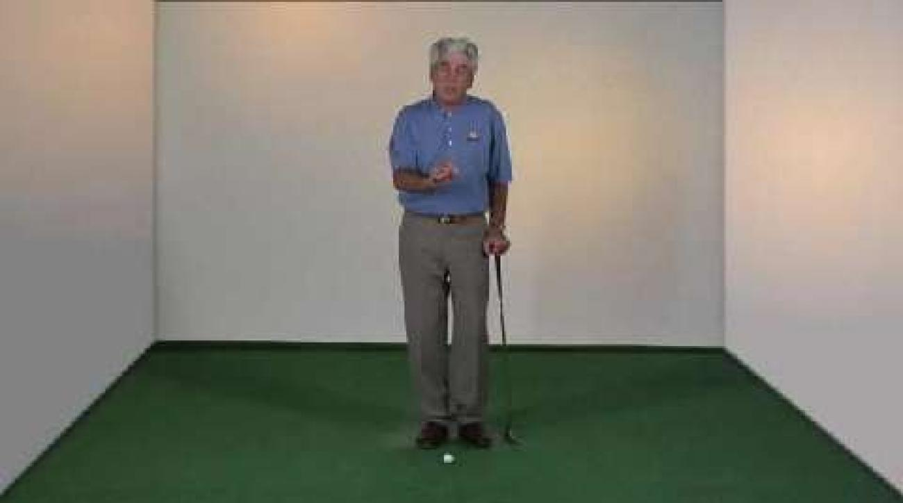 What are rotational yips?
