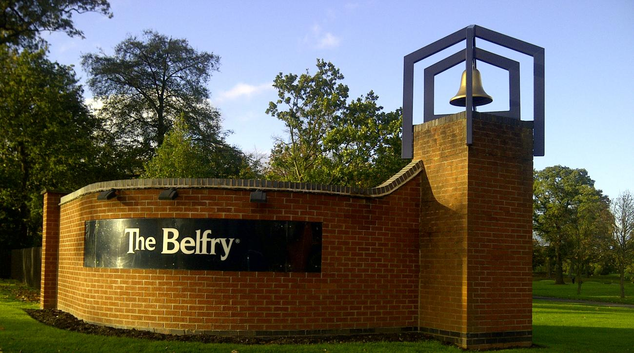 The Belfry has hosted four Ryder Cups.