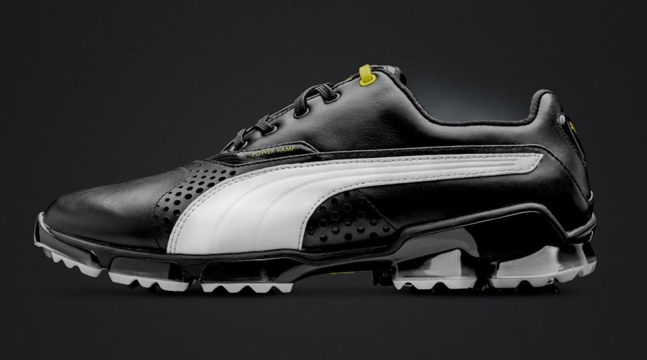 Puma's TITANTOUR shoes are available in stores on Feburary 1, 2015.