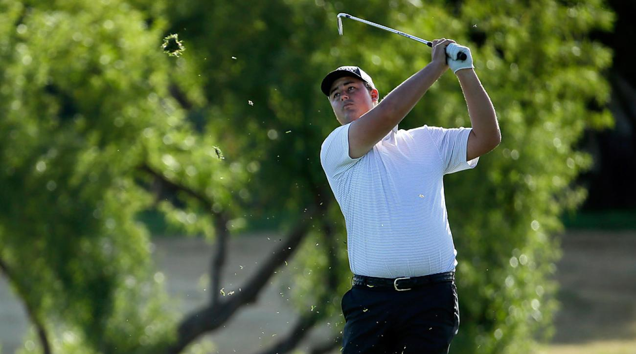 Michael Putnam fired a nine-under 63 to take the first-round lead at the Humana Challenge.
