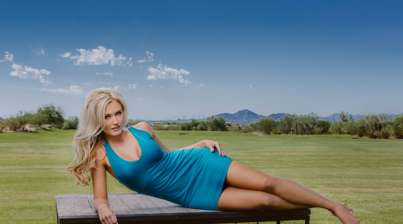 Blair O'Neal, one of GOLF's Most Beautiful Women in Golf.