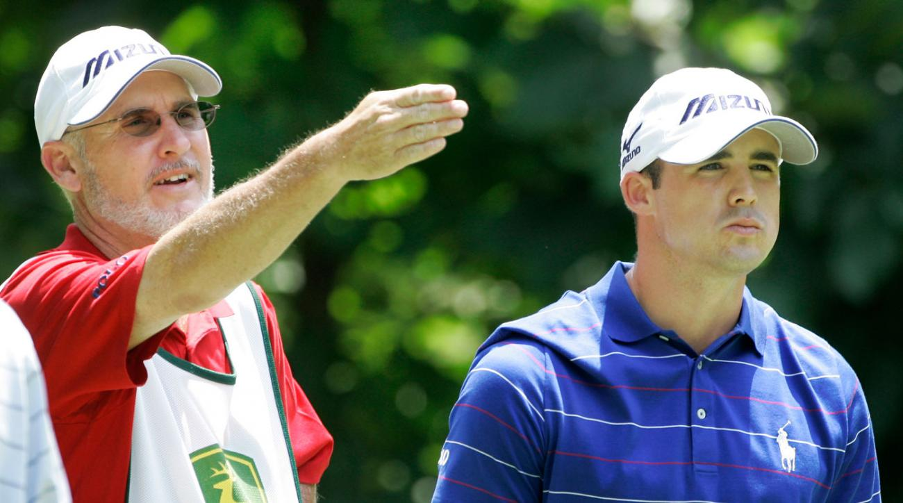 Mike Hicks was one of dozens of caddies who filed a multi-million dollar federal lawsuit against the PGA Tour.