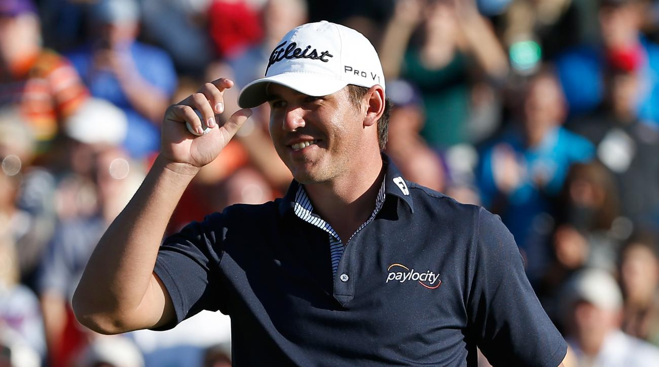 Brooks Koepka, 24, grabbed his first PGA Tour at the Phoenix Open on Sunday.