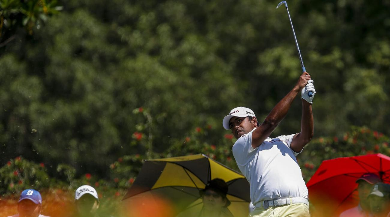Anirban Lahiri has his sights set on the Masters after a win at the Malaysian Open.
