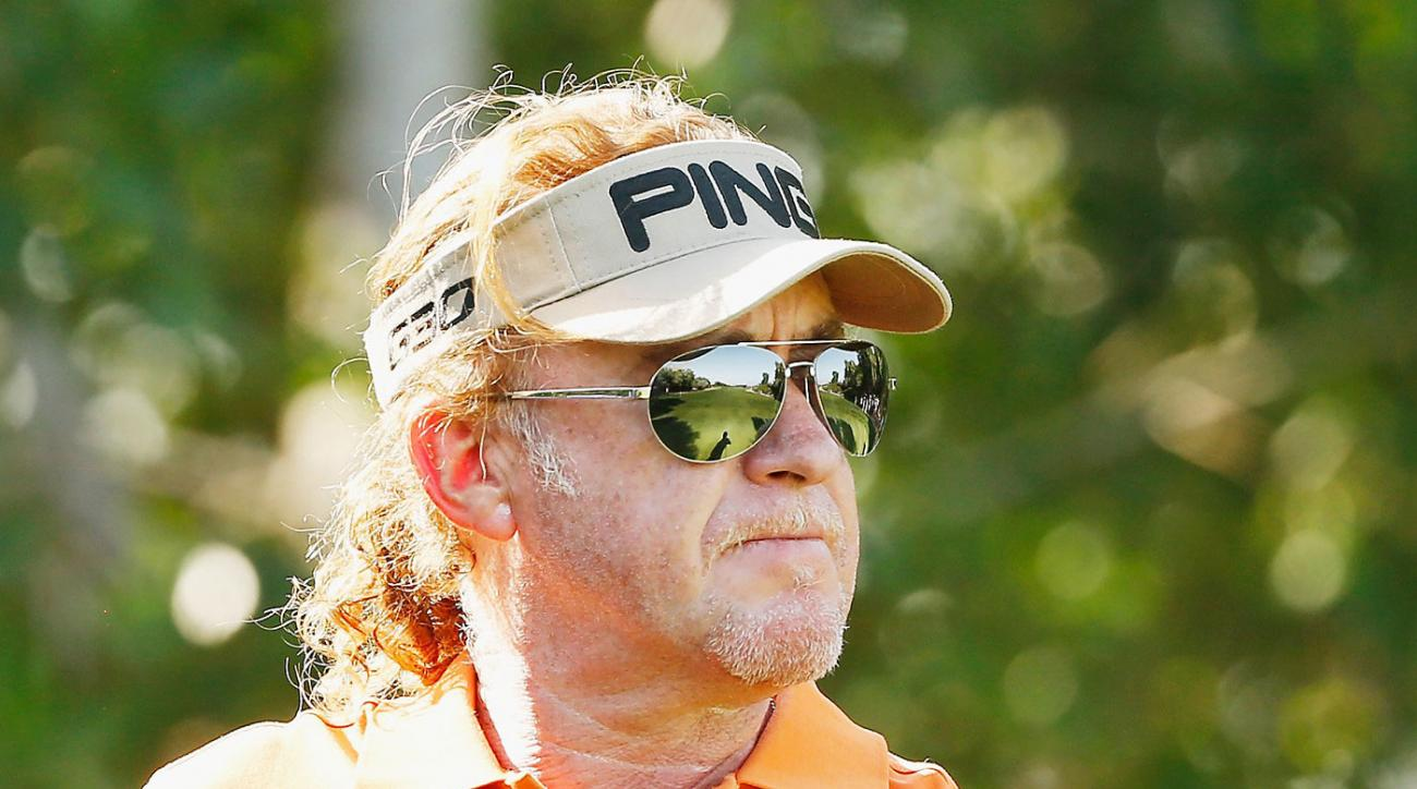 Miguel Angel Jimenez will play this week at the True Thailand Classic.