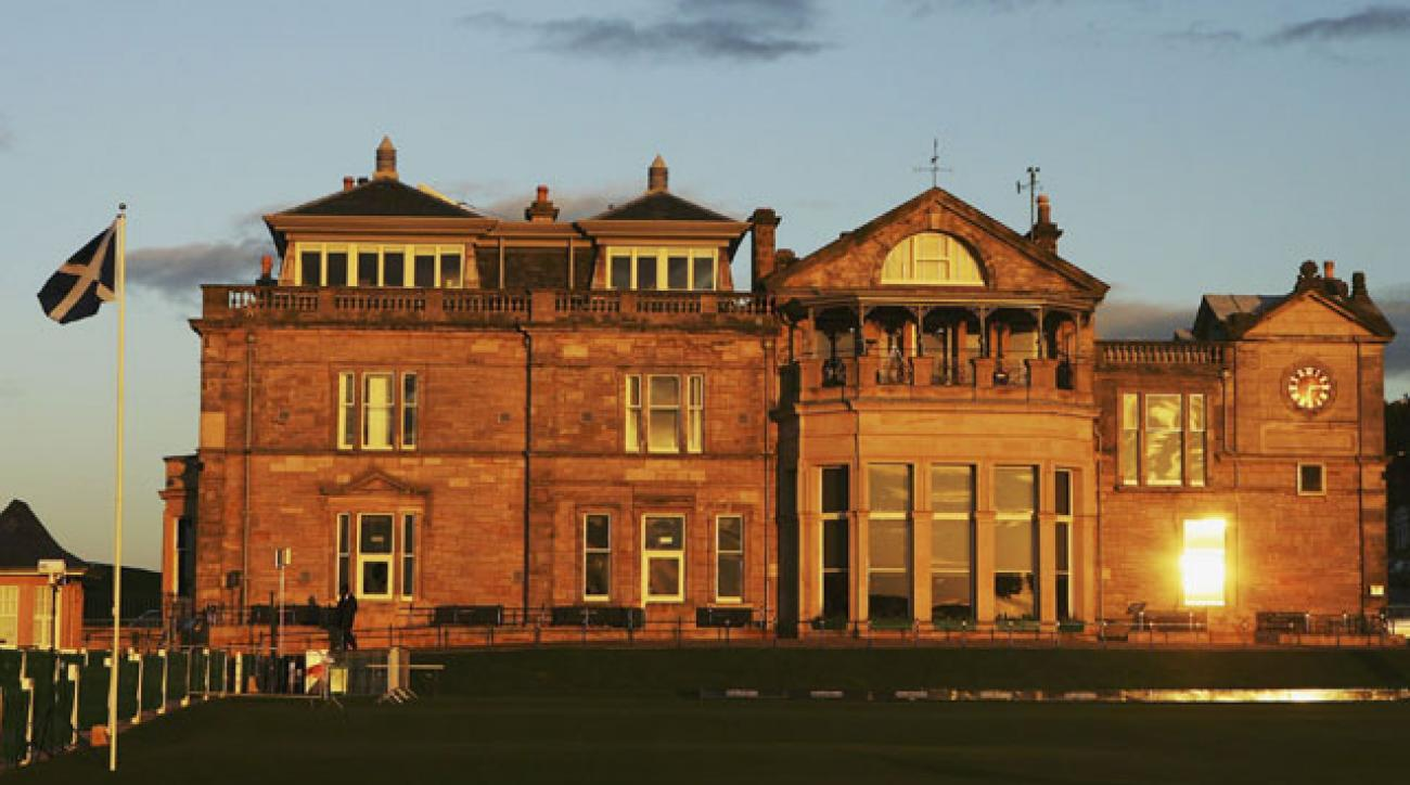 The R&A announced its first female members on Tuesday.