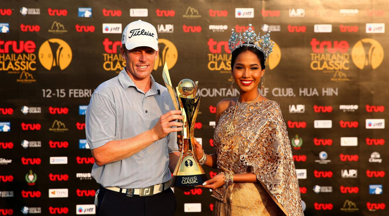 Australian Andrew Dodt won the True Thailand Classic by one shot.
