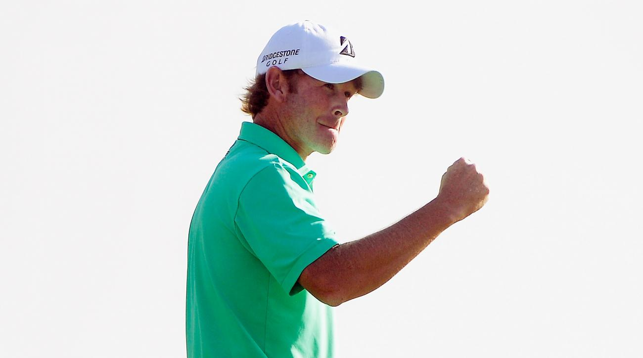 Snedeker, 34, was in total control at Pebble, his first win since 2013.