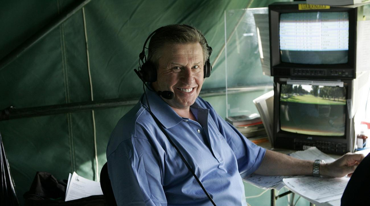 Peter Oosterhuis was with CBS for 20 years, but he didn't get his fair share of air time.