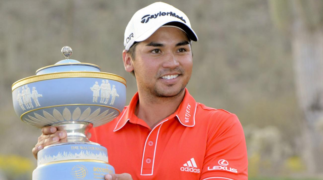 Jason Day won the 2014 WGC-Match Play event.