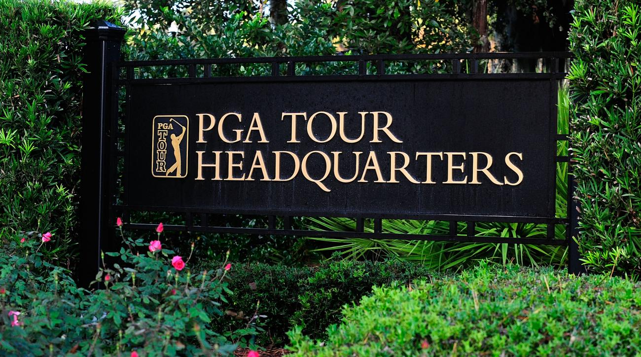 The PGA Tour began drug testing on July 1, 2008.