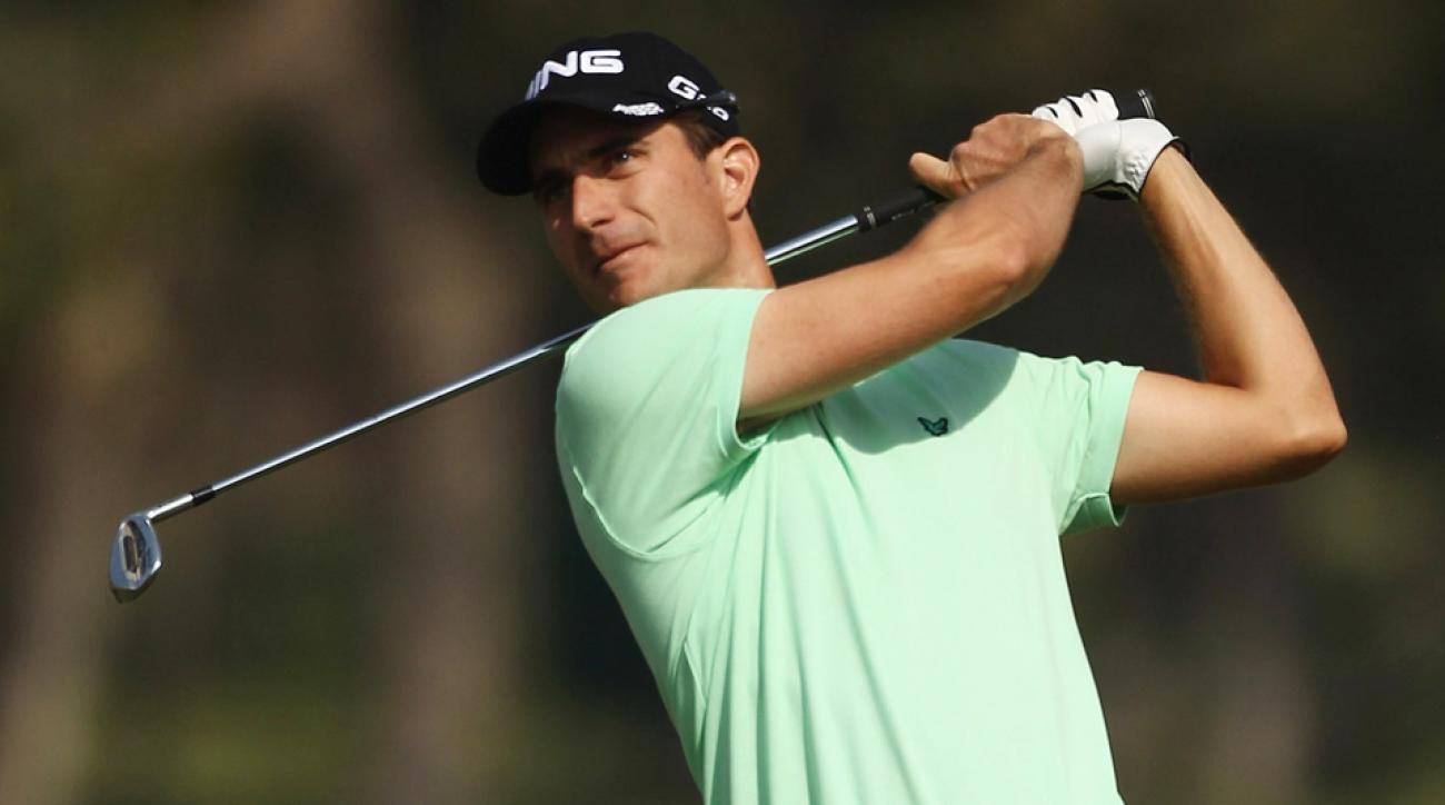 Alejandro Canizares of Spain defends his title at the Trophee Hassan II this week.