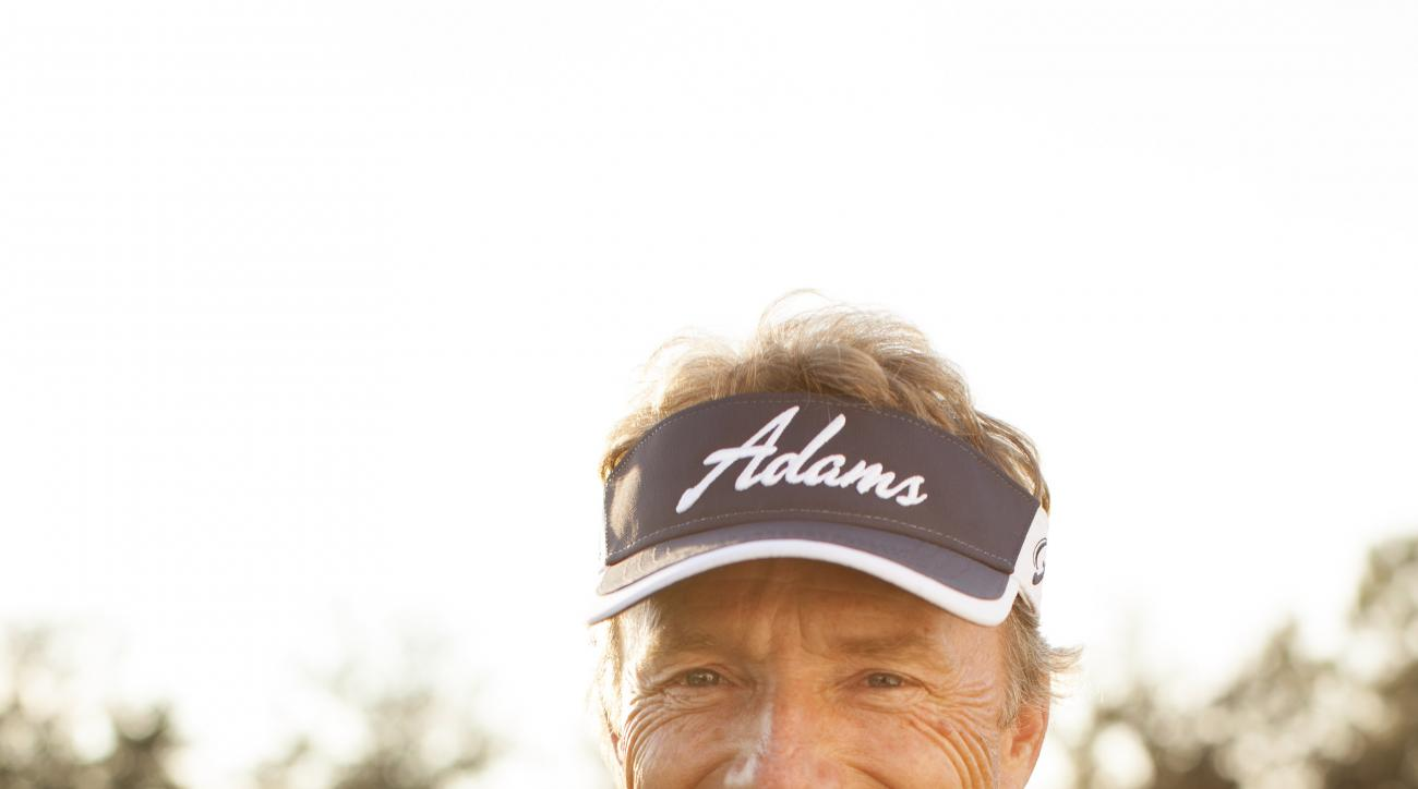 Langer has shredded the senior circuit and even contended (T-8) at Augusta in '14.