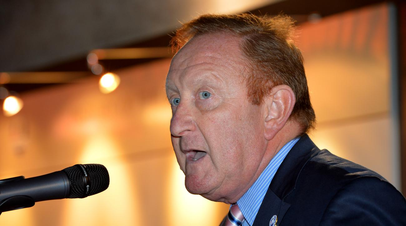 Richard Hills is the managing director of Ryder Cup Europe.