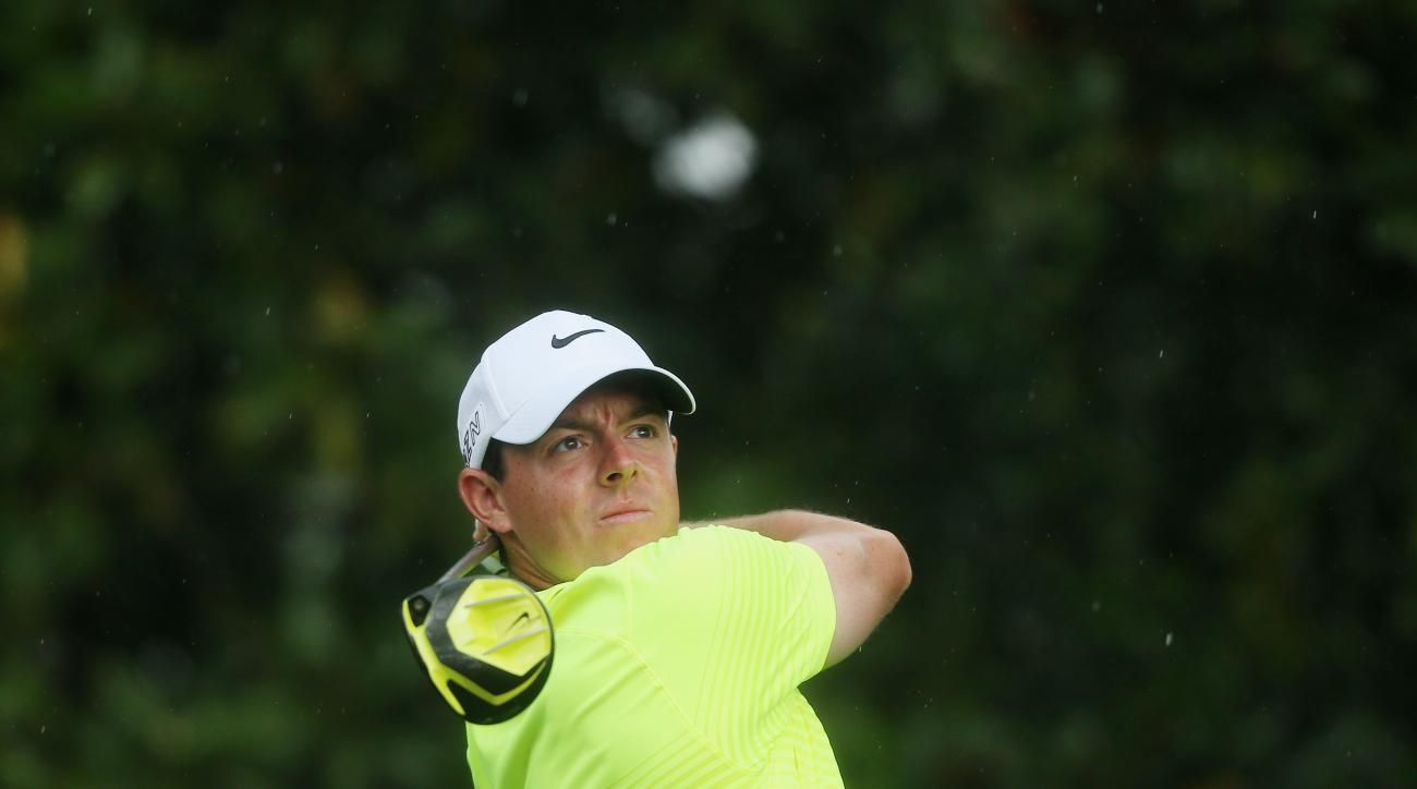 McIlroy enters Augusta as a clear favorite, with a chance to complete the career Grand Slam.
