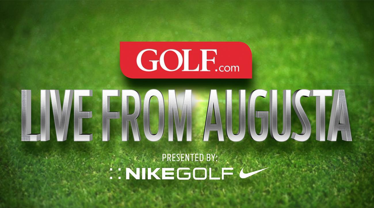 Golf.com Live From Augusta