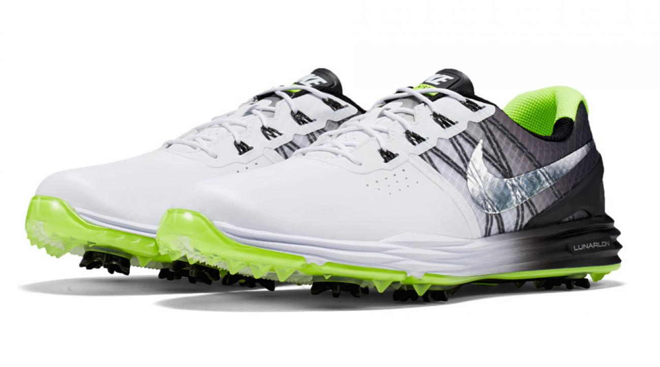 Limited Edition Nike Lunar Control 3 Golf Shoes