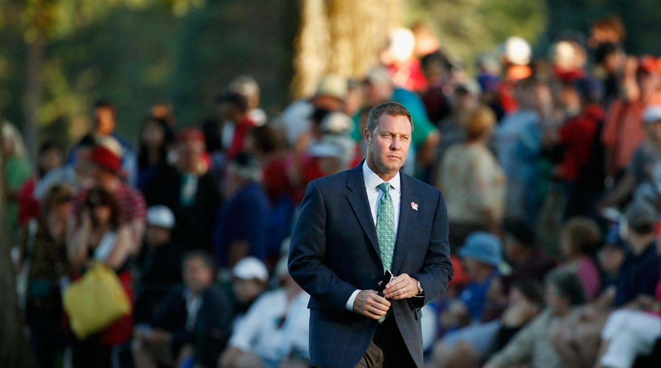 Mike Whan has served as commissioner of the LPGA since 2010.