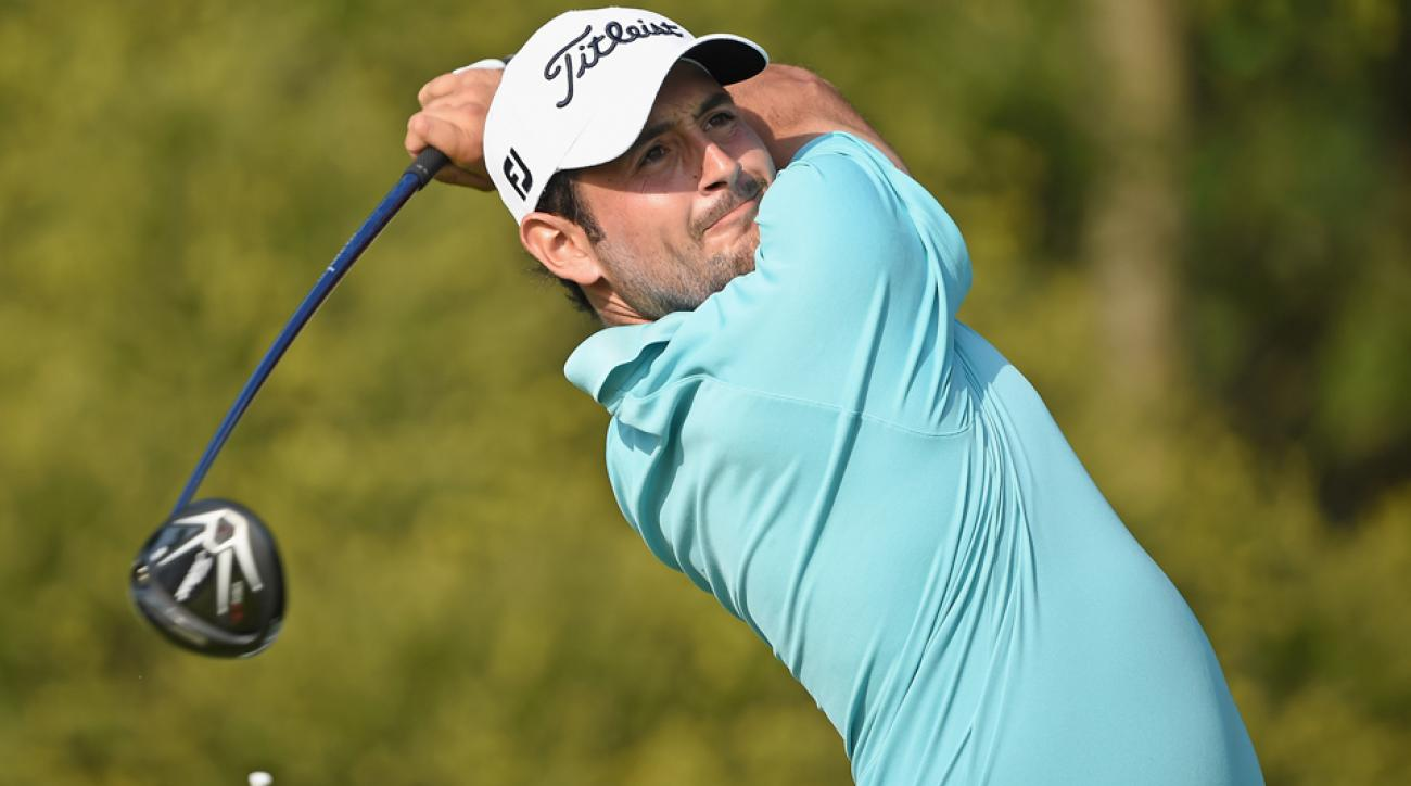 Alexander Levy will aim to become the first-ever back-to-back winner of the Volvo China Open.