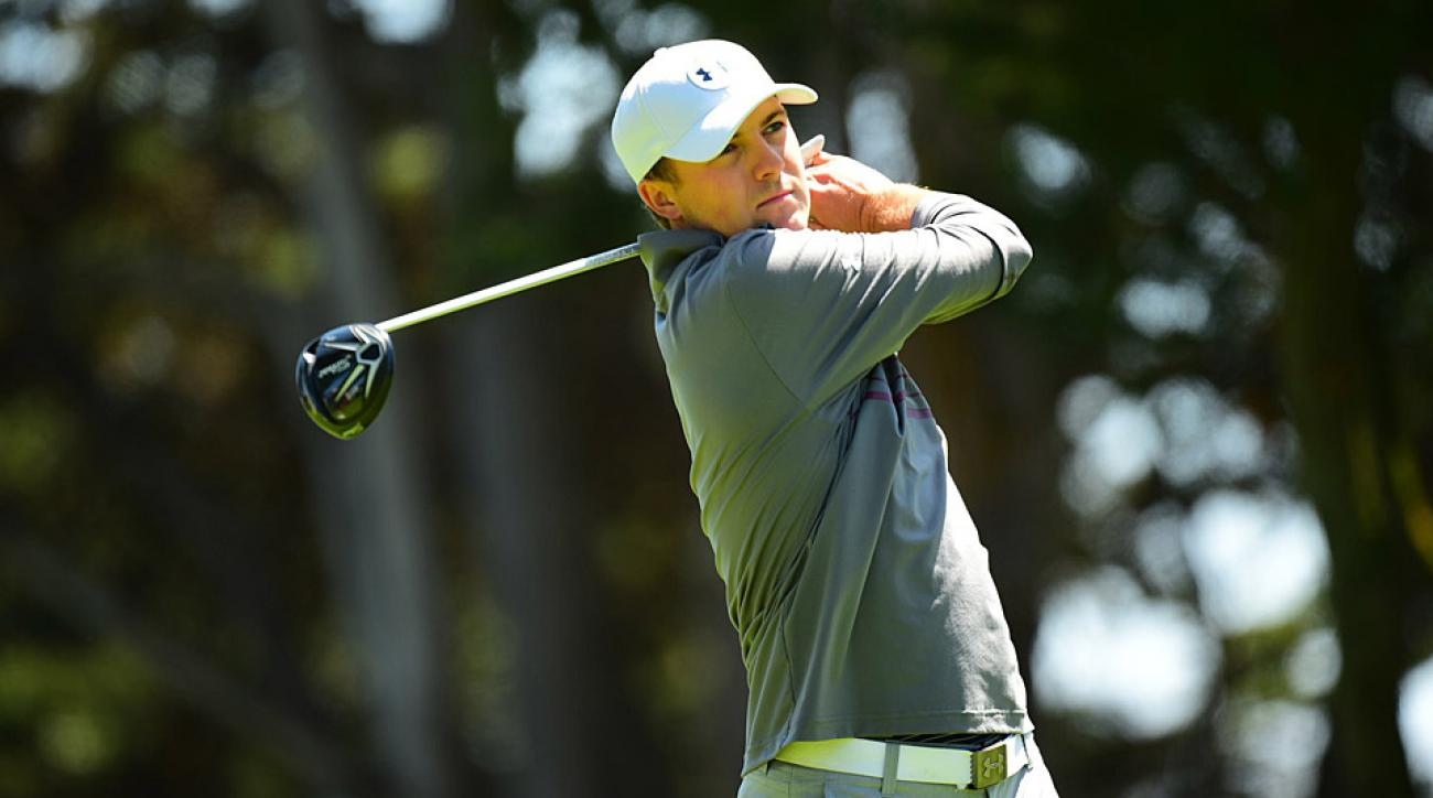 Jordan Spieth defeated Mikko Illonen 4 & 2 on the first day of the Match Play.