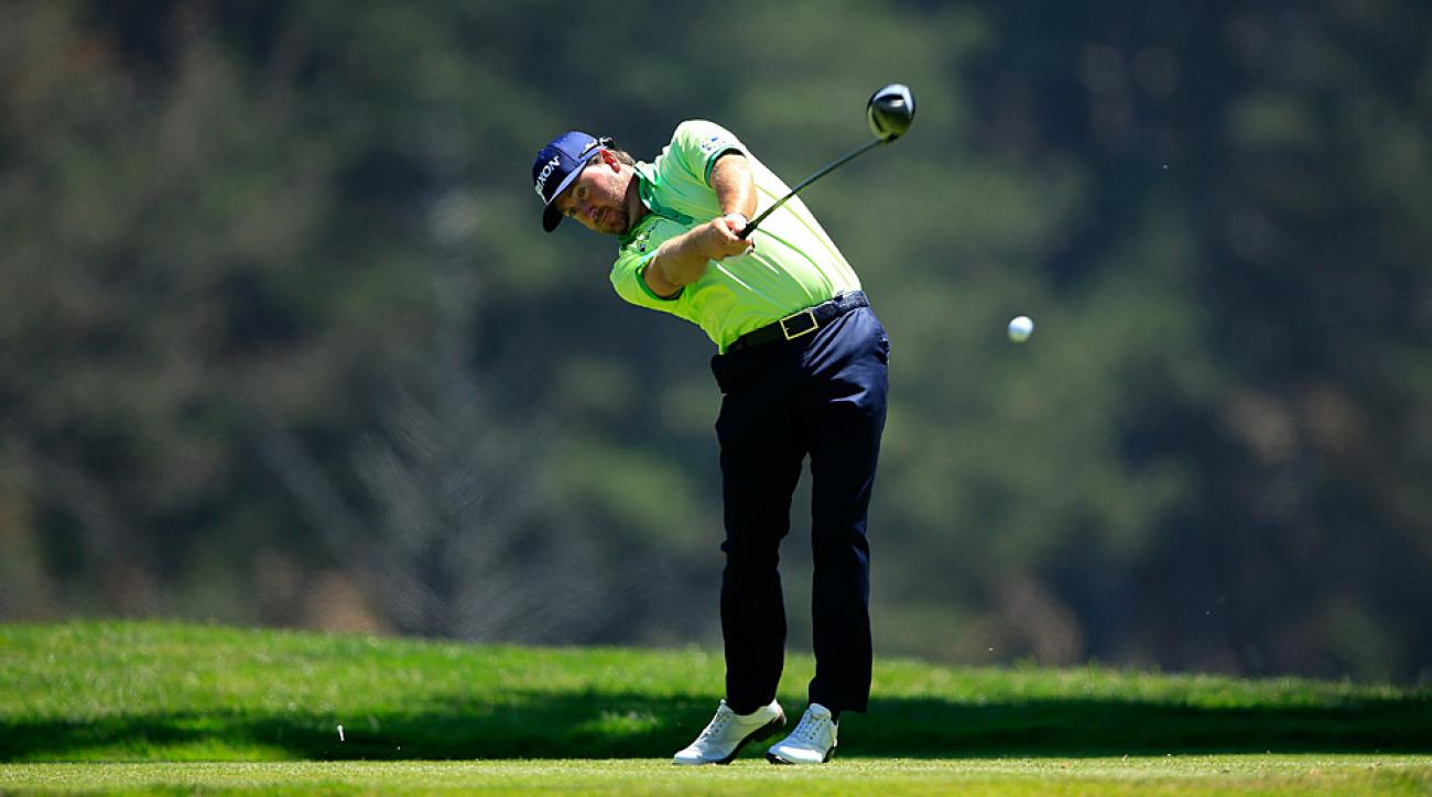 Graeme McDowell will be forced to play a match on Friday despite having zero chance of advancing to the next round.