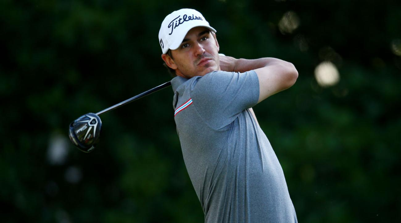 Brooks Koepka opened the Players Championship with a 78.