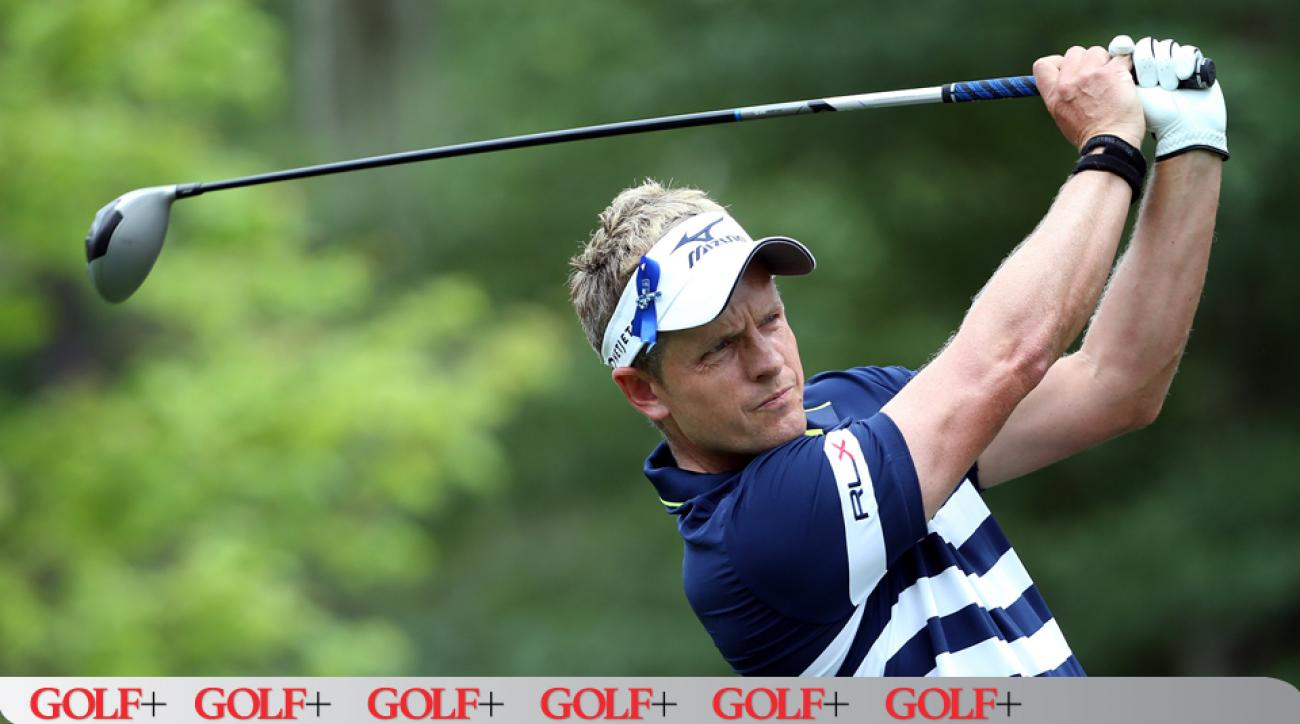 Luke Donald has had a lot of success at Wentworth. He tied for third last year.