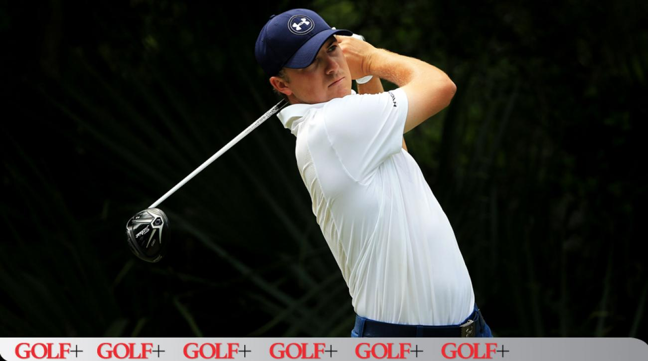 Jordan Spieth is back in his home state and will be a favorite at the Crowne Plaza Invitational.
