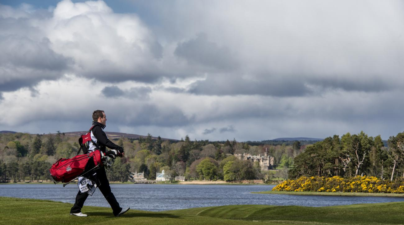 The Carnegie Club at Skibo Castle in Scotland.