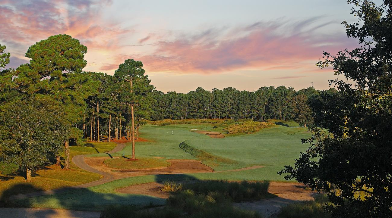 No. 12 at Prestwick Country Club in Myrtle Beach, S.C.