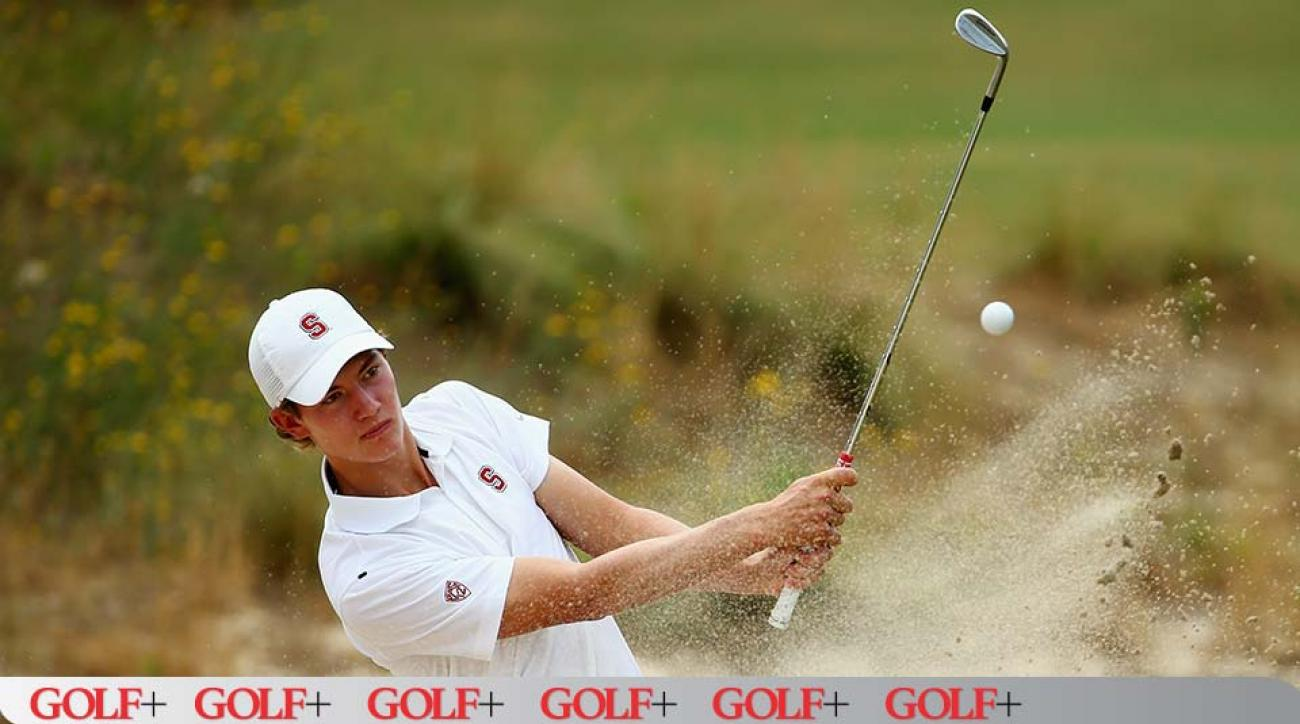 On family vacations, McNealy and his dad would play 72 holes in a day.