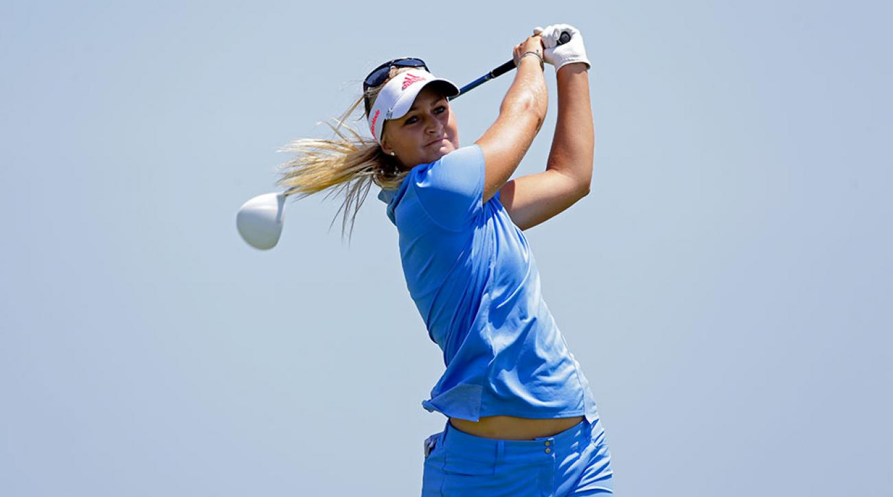 Anna Nordqvist won the ShopRite LPGA Classic.