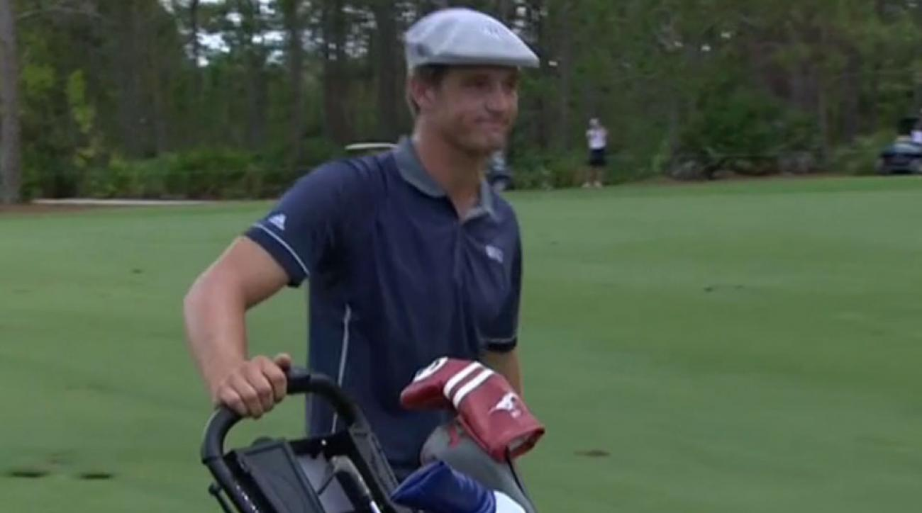 SMU's Bryson DeChambeau finished with a four-round total of 280 to take the NCAA title.
