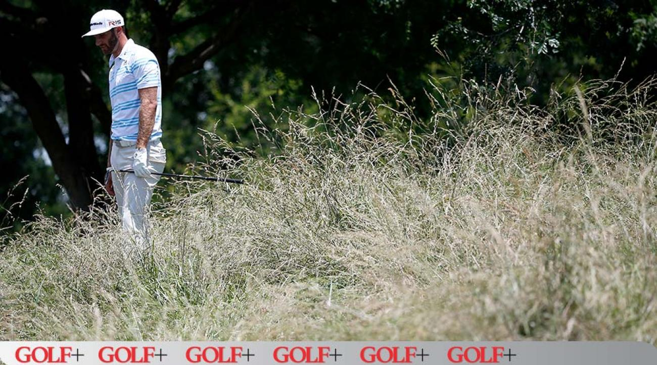 Johnson was in contention at the Nelson for his 10th career PGA Tour title before stumbling on Sunday.