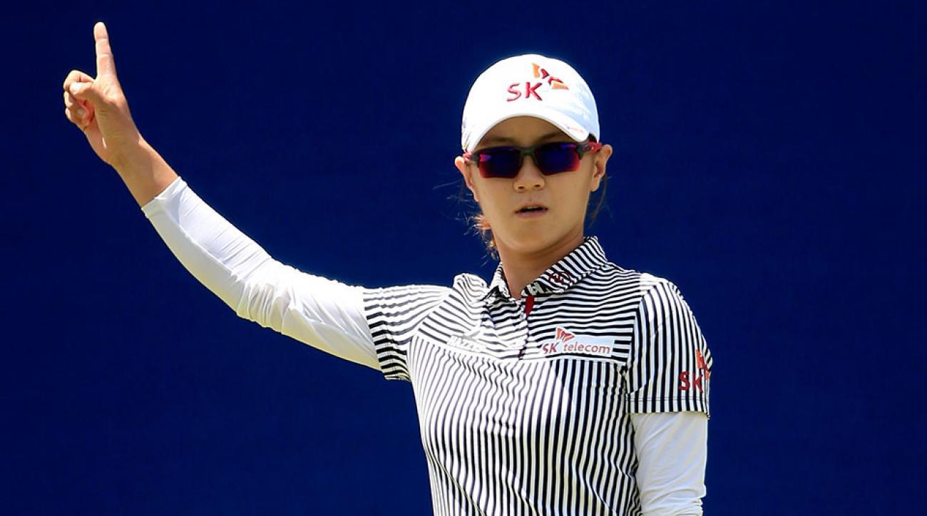 Na Yeon Choi won her ninth-career LPGA title.