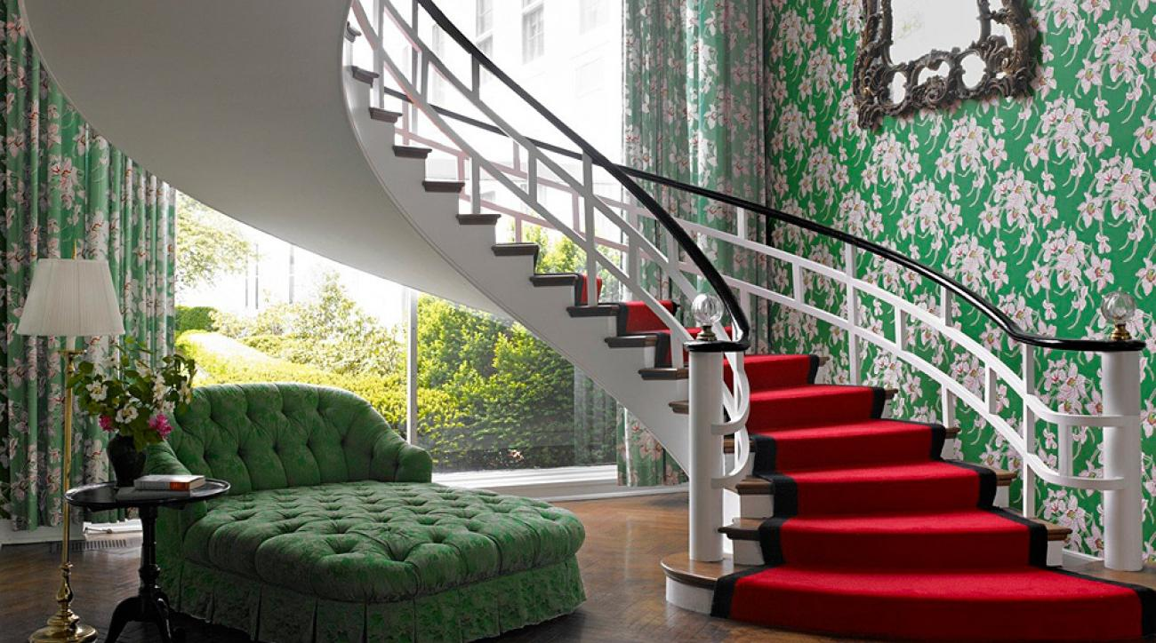 The Windsor Club Presidential Suite at The Greenbrier will cost you $25,000 a night.