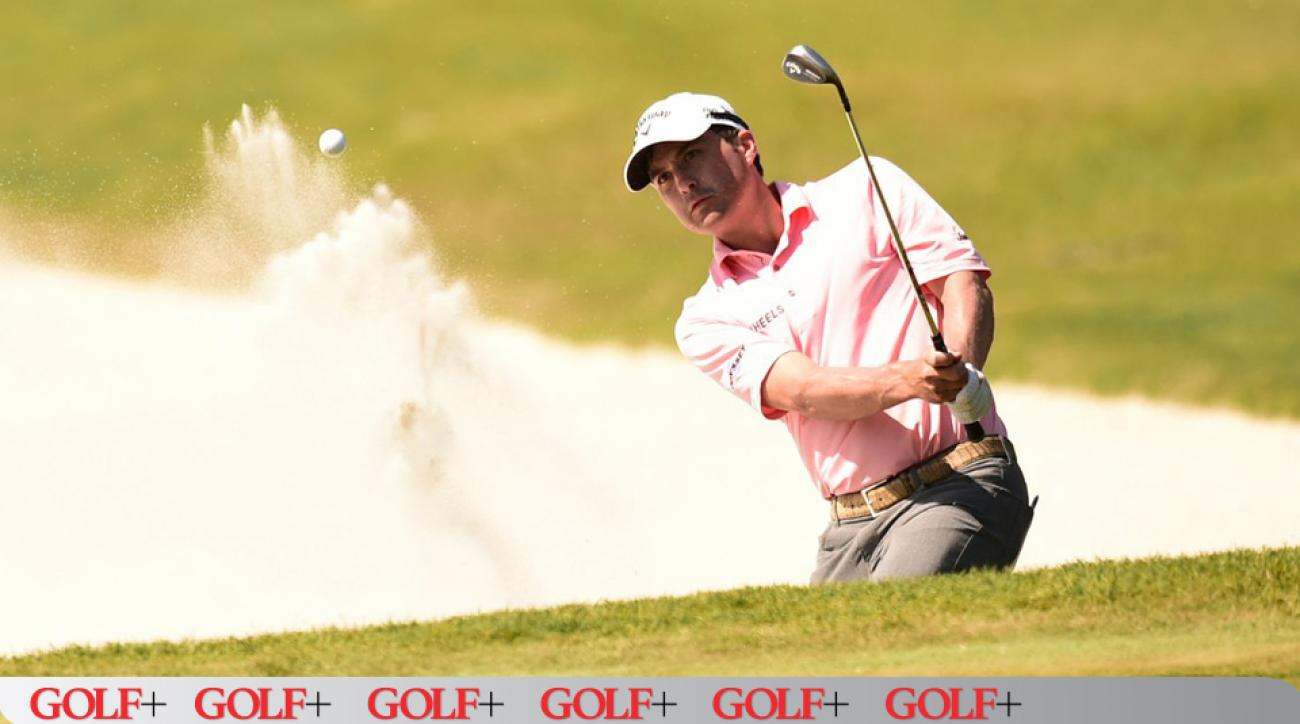 Will Kevin Kisner be able to climb up the leaderboard at The Greenbrier Classic?