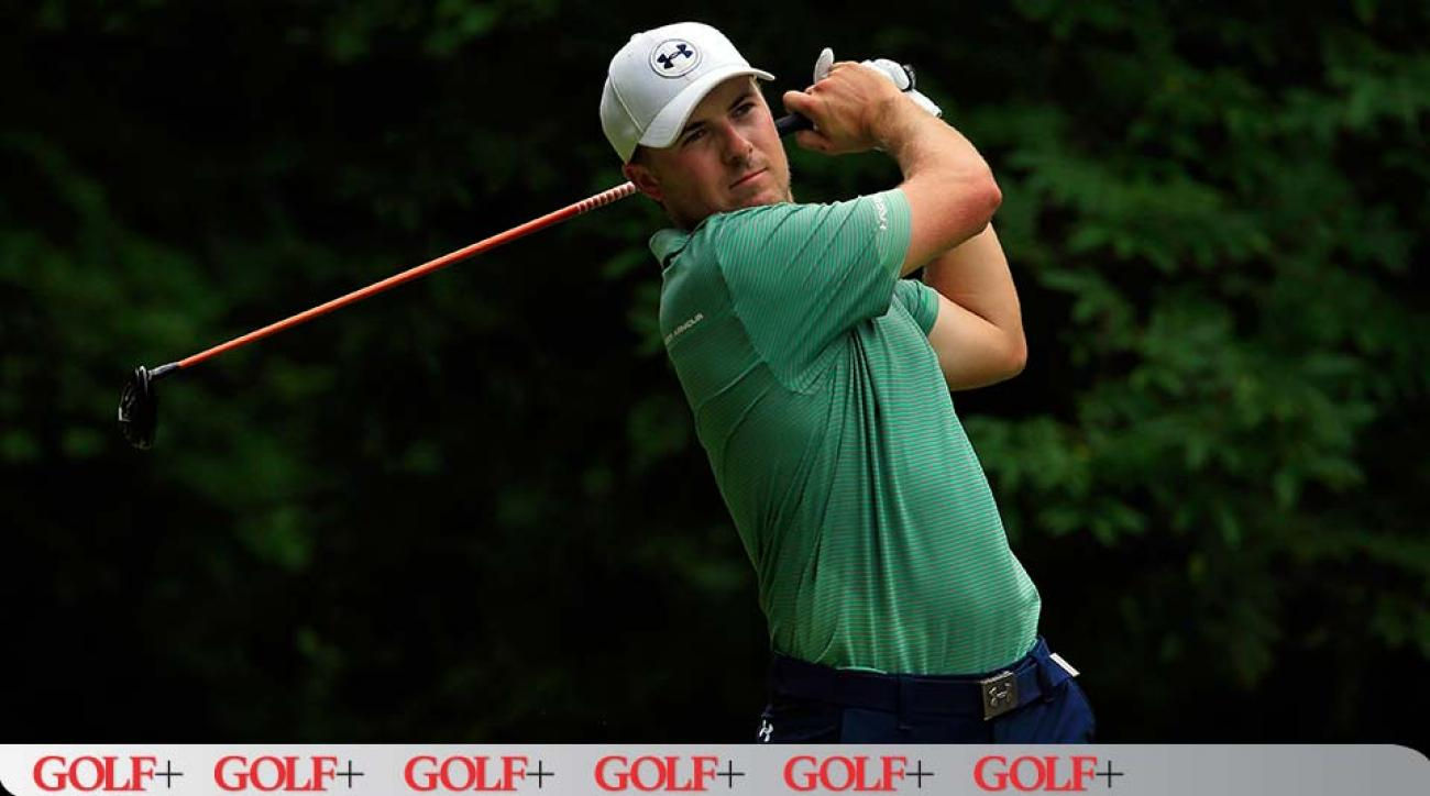 Jordan Spieth defeated Tom Gillis in a playoff to win the 2015 John Deere Classic.