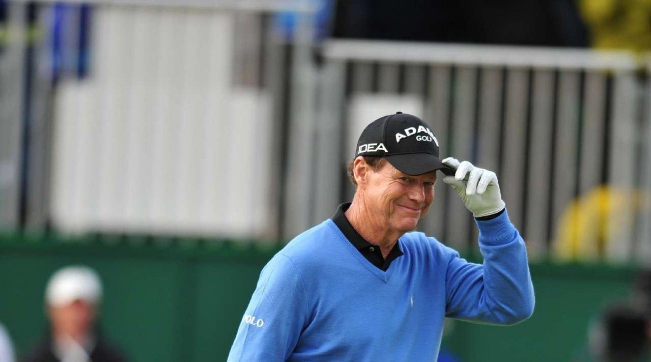 At Turnberry in 2009, Tom Watson out-anticipated his younger rivals.