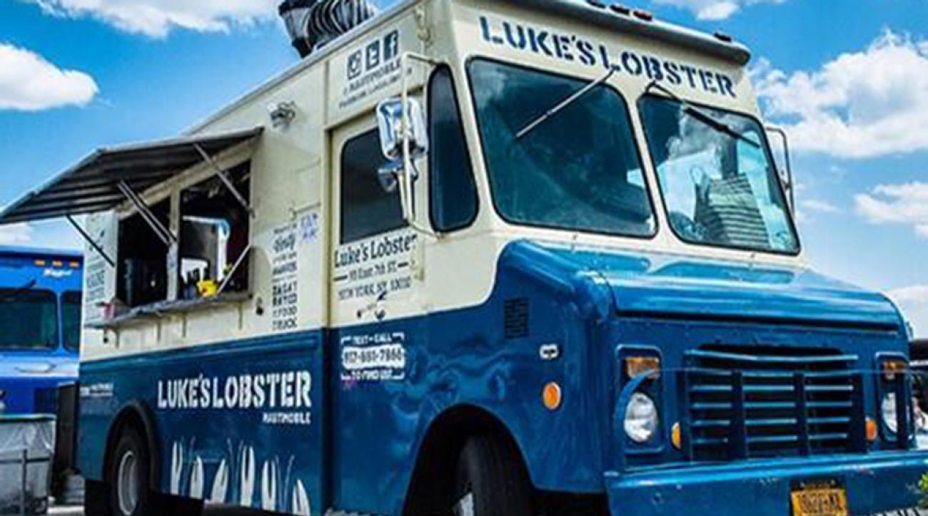 Luke's Lobster is Zagat's top-rated NYC food truck.