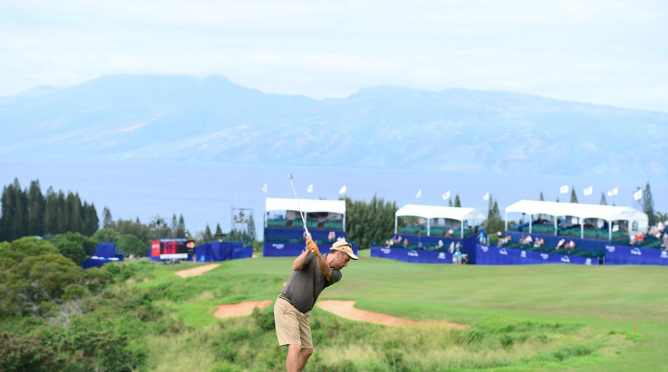 At the Hyundai Tournament of Champions pro-am, much of the drama took place before the author even set foot on the course.