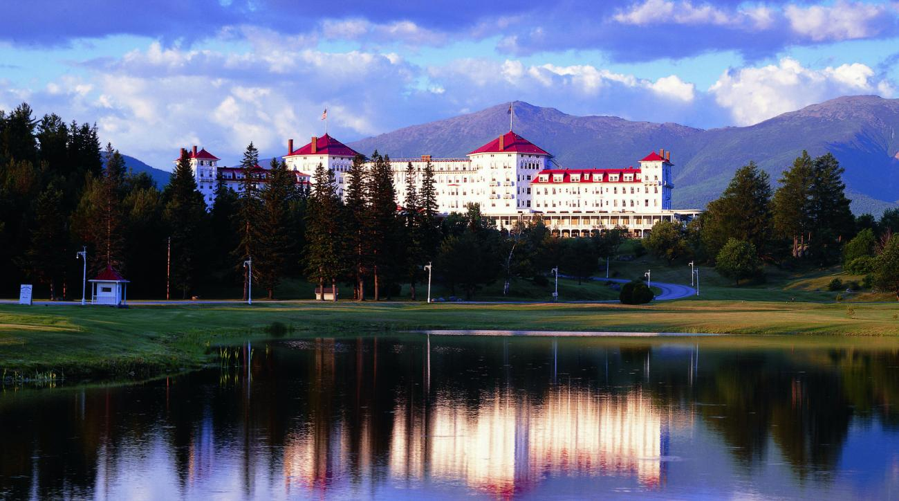 Nestled in New Hampshire's White Mountains, Mount Washington Resort offers history and luxury.