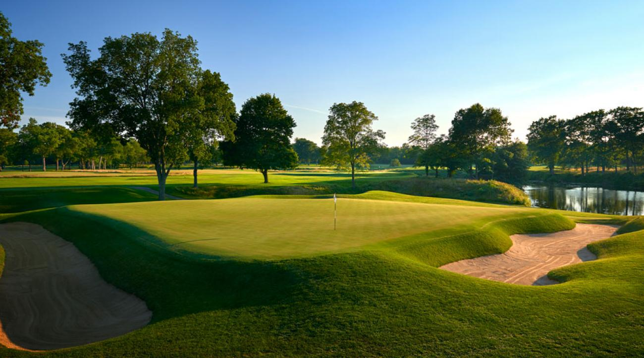 Top 100 Golf Courses In The World 2015 Magazine