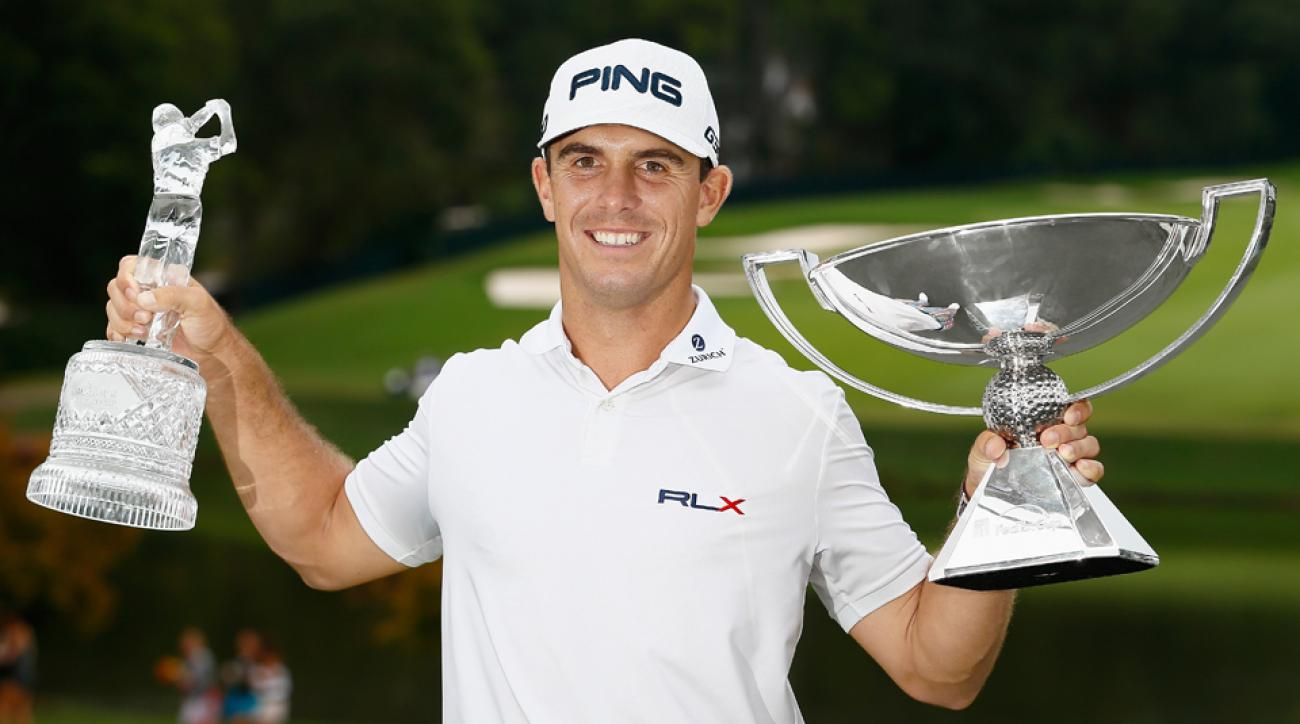 After a mostly mediocre 2014, Billy Horschel got hot just in time for the FedEx Cup Playoffs.