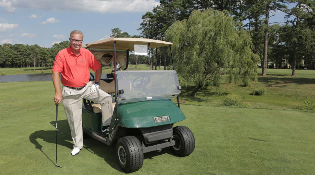 Former NFL QB Ron Jaworski has built a successful golf fiefdom through passion, hard work and knowing what players want.