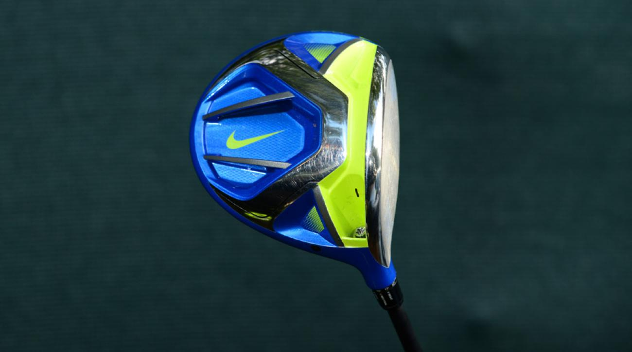 The prototype Nike Vapor Fly driver Paul Casey put in play at the 2015 Tour Championship.